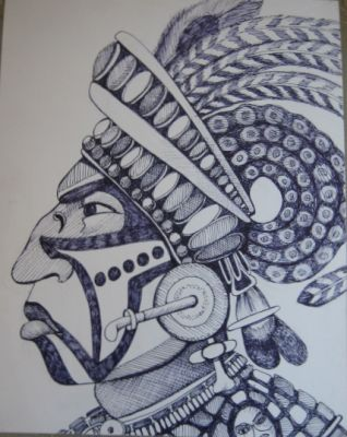 Warrior Series - Mayan